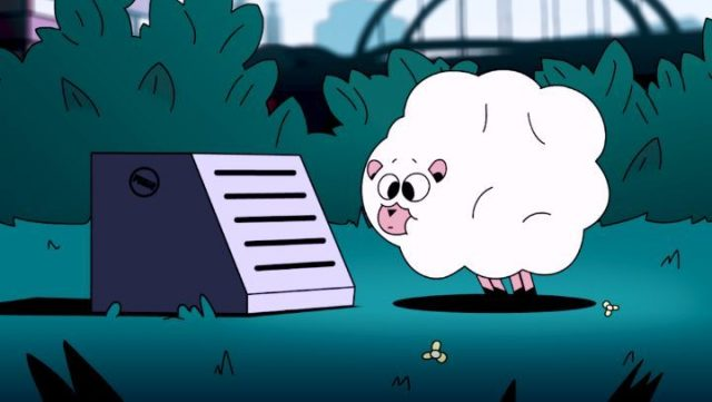 Keep your ears peeled, more to be revealed soon! 👂#animation #audio #postproduction #sheep